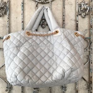 NWOT Quilted Tote bag!